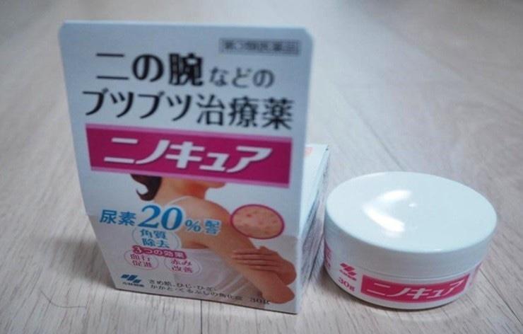 [부산] 일본 닭살크림30g 니노큐아 팔아요