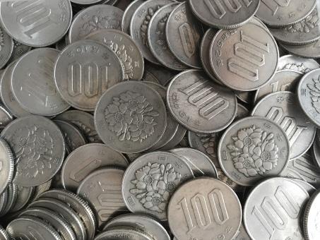 일본 엔화 동전 팝니다