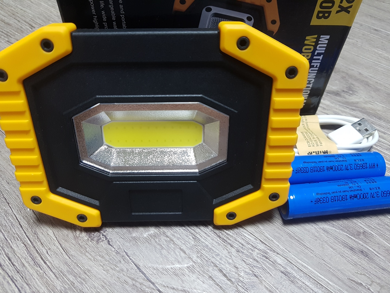 충전식 LED 핸드써치