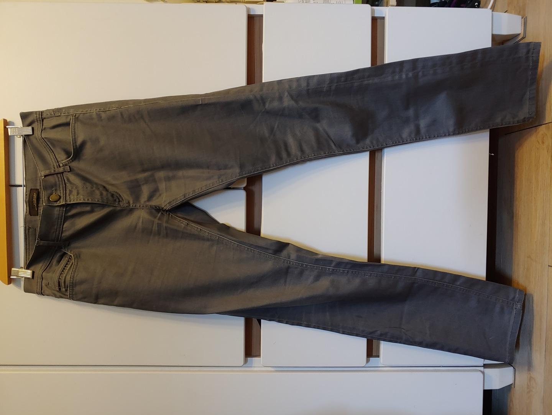 Zara 30~31size 슬림형 일자 바지 회색