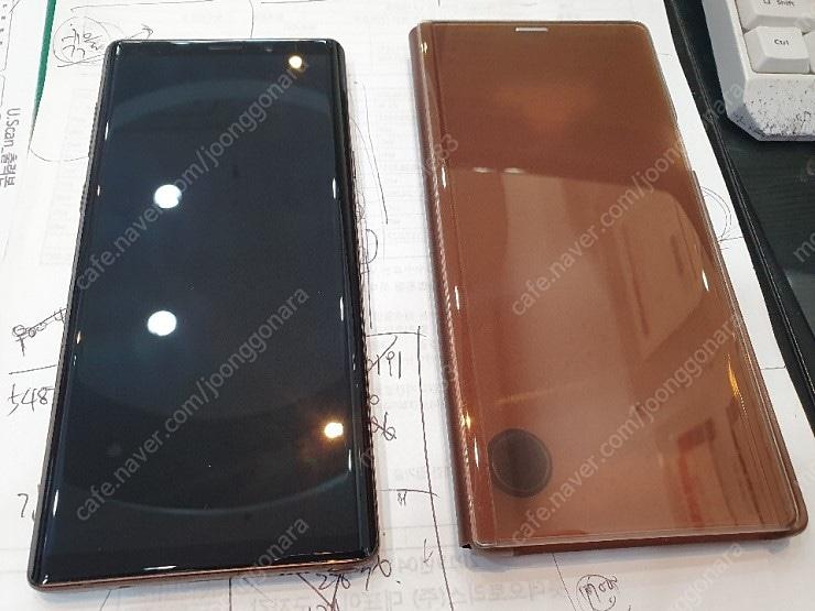 SKT 갤럭시노트9 N960 코퍼 S급 51만 급매!!