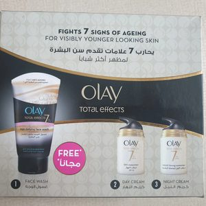 Olay Total Effect 7 in One 세트
