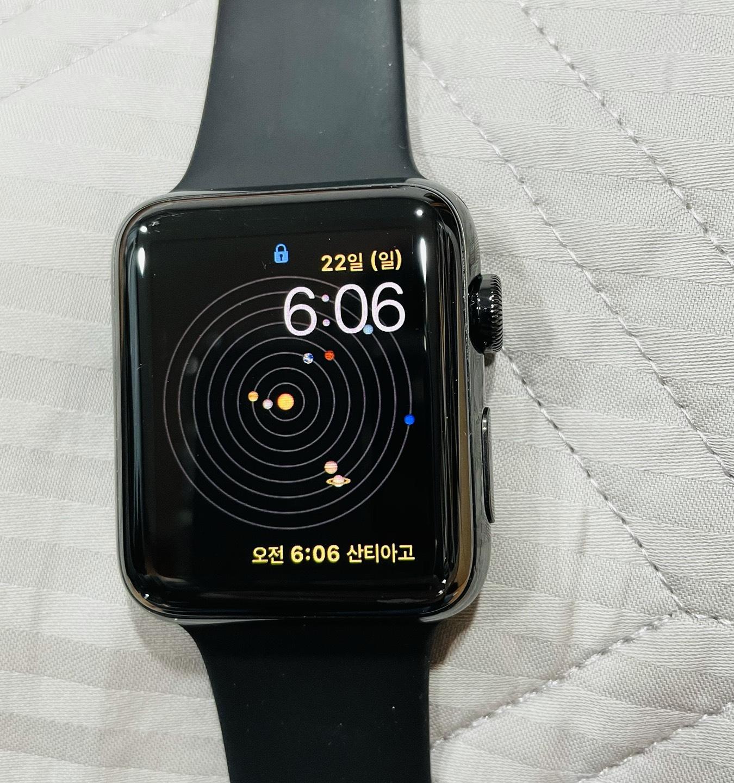 애플워치3 풀박스 중고가격