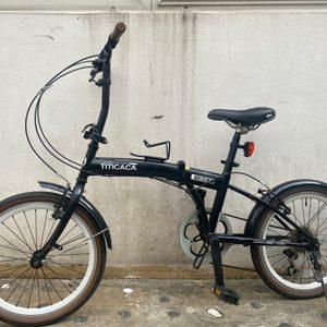 티티카카 접이식 자전거