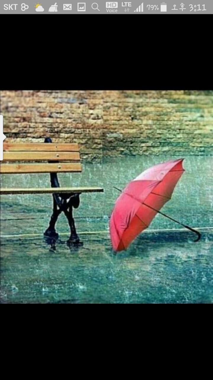 비오는날의행복