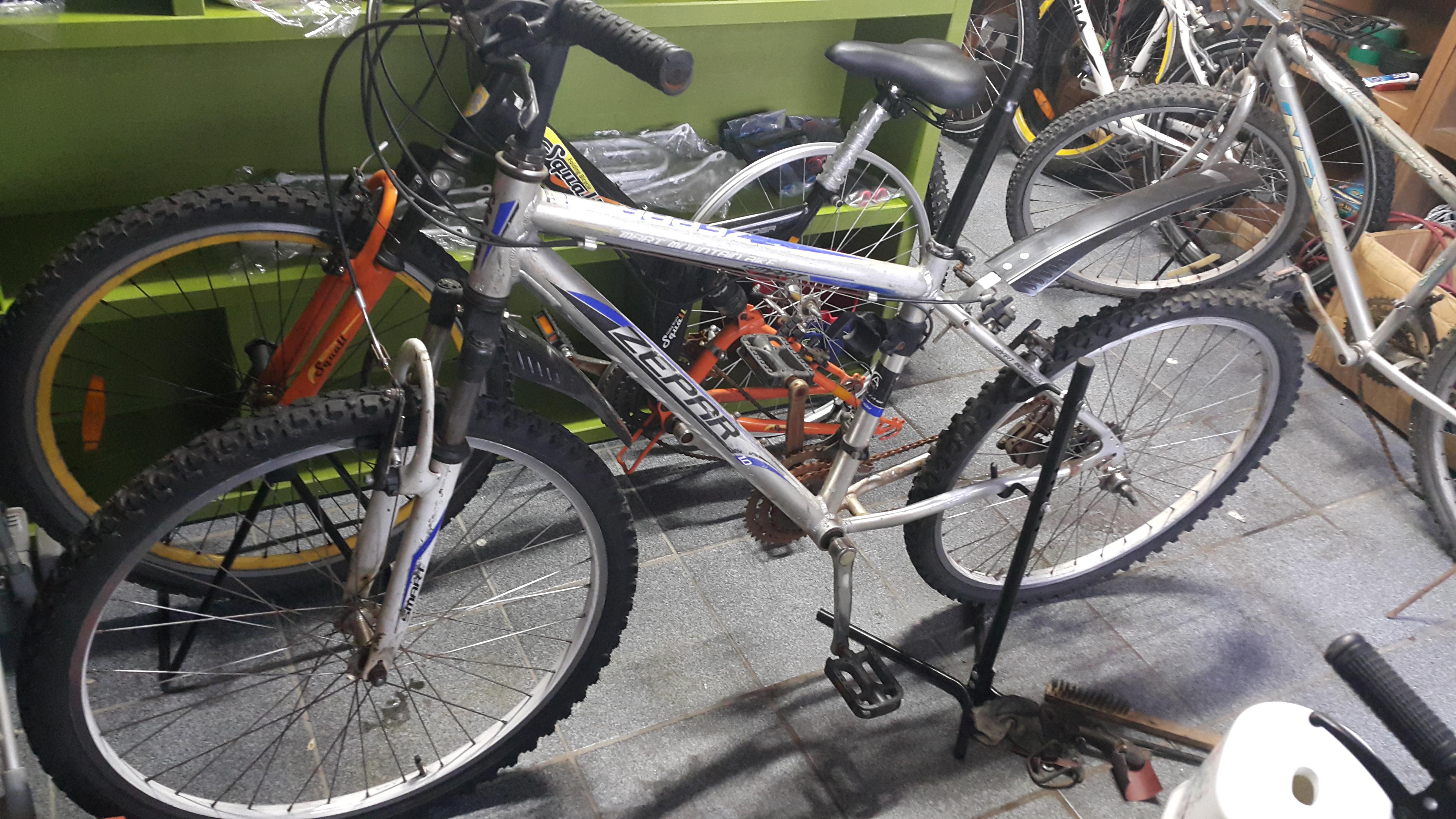 자전거 병원
