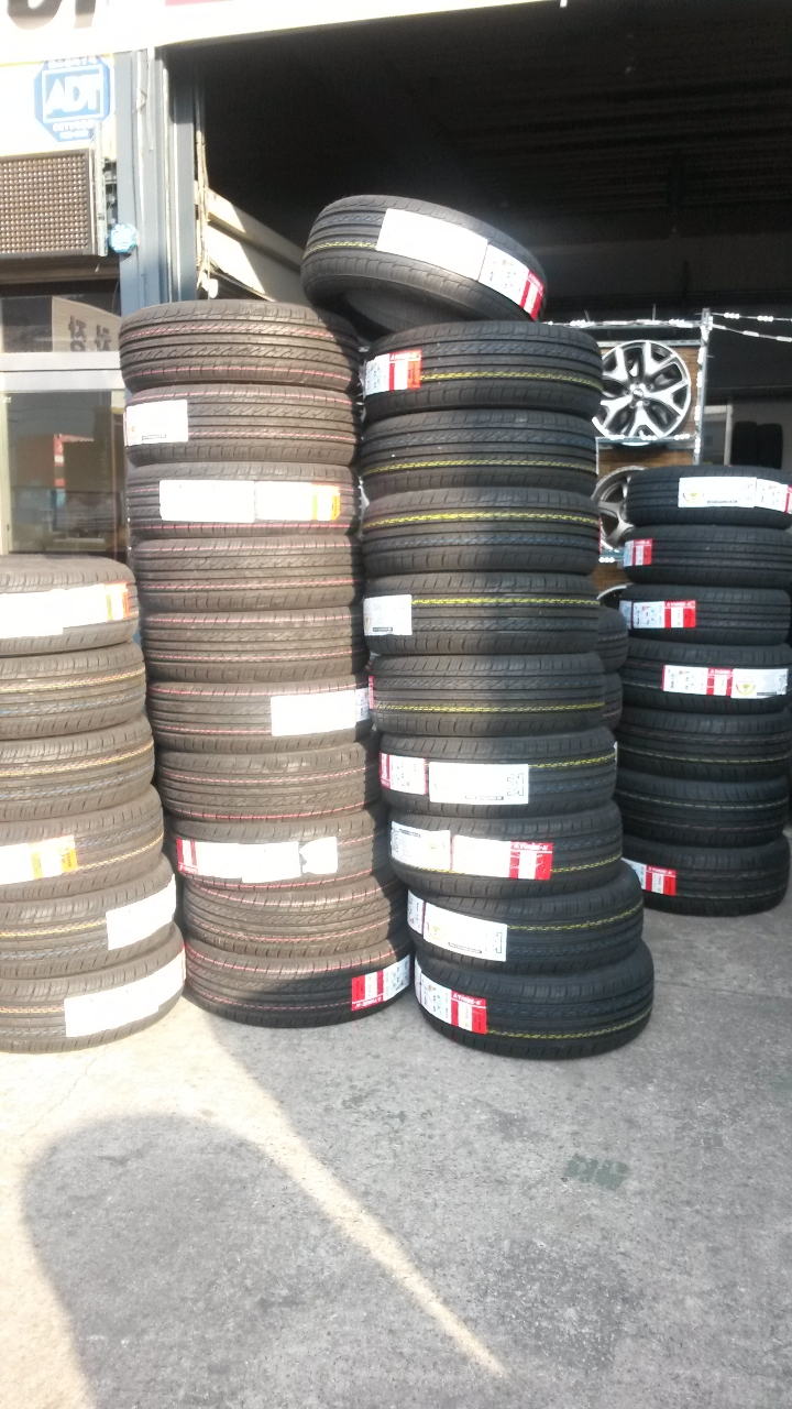 티맥스 타이어.휠